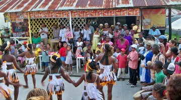 Garifuna Festival in Livingston