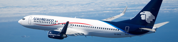 Aeromexico viaja a Guatemala