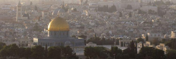 Viaje en excursión al Medio Oriente, Israel, Jordania,Turquía y España 2019