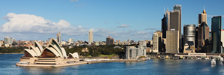 Viaje en excursión a Australia y Nueva Zelanda 2019