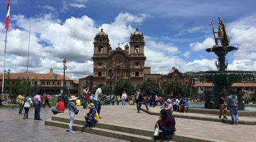 Montaña 7 Colores en Cusco, Perú 2018
