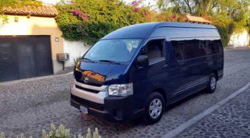 Renta de Microbuses con Chofer