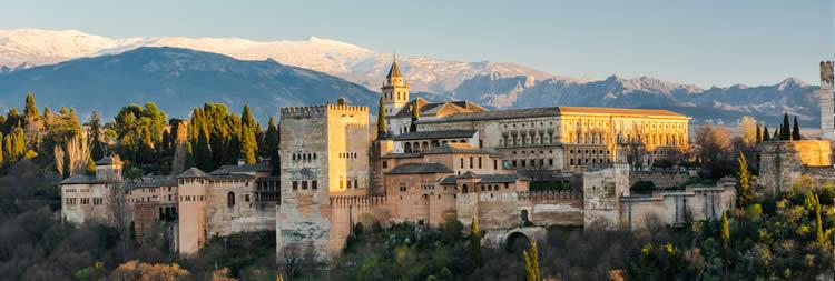 Viaje en excursión a España, Portugal, Marruecos en la Época más linda del año 2019