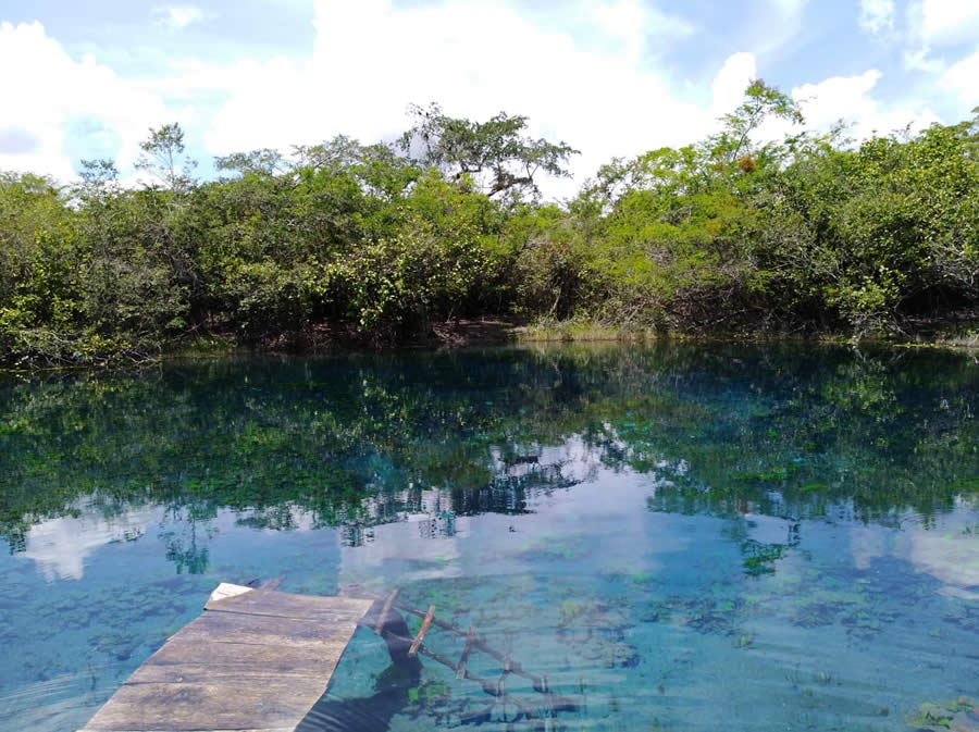 BLUE CRATER – Guatemala Travel Offers – Turansa